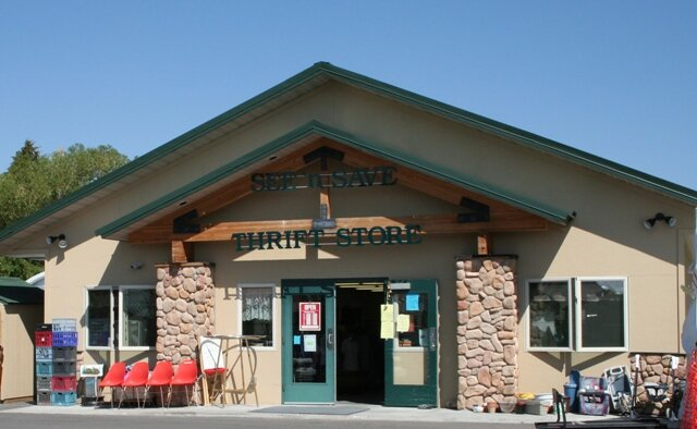 thrift Thrift and Consignment Stores