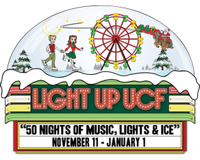 2011LightUpUCFLogo Free and Cheap Things To Do This Weekend In Orlando 12/21   12/23, 2012