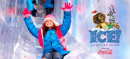 gp hp ice Free and Cheap Things To Do This Weekend In Orlando 12/21   12/23, 2012