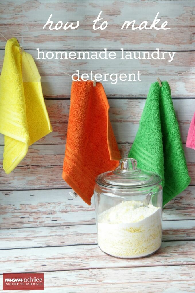 how to make homemade laundry detergent 11 Save Money By Making Your Own Laundry Detergent